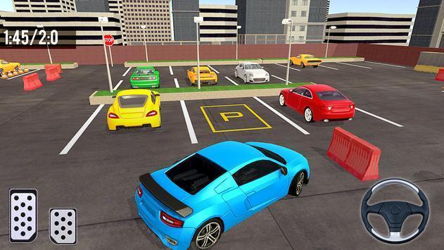 停车场3D新驾驶游戏2020图3