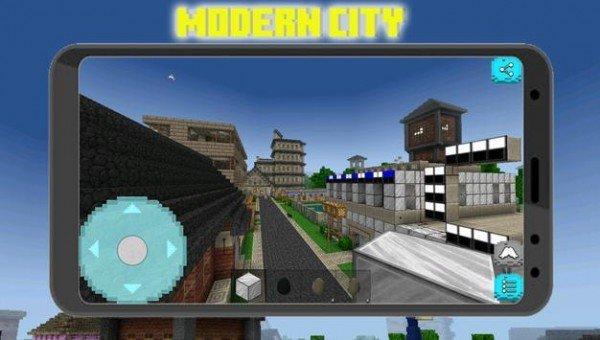 像素城市建筑工艺品图2