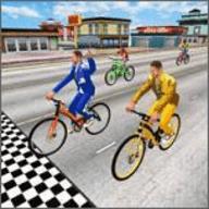 运动自行车游戏