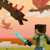 战斗3D像素冒险