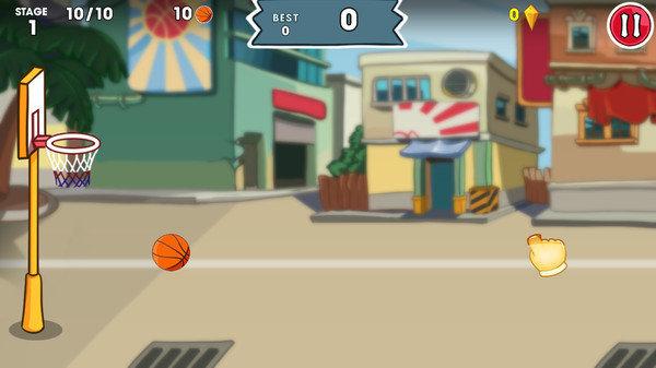 扣篮拍篮球图2