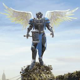 天使超级英雄