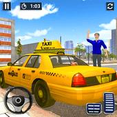 城市疯狂出租车驾驶