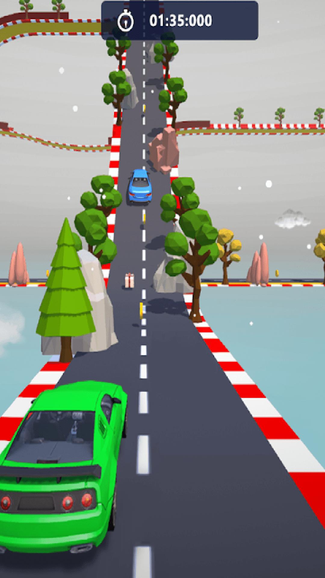 汽车特技赛车3D图2