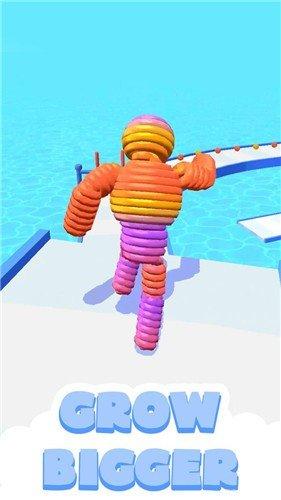 绳人跑步图2