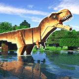 恐龙像素世界