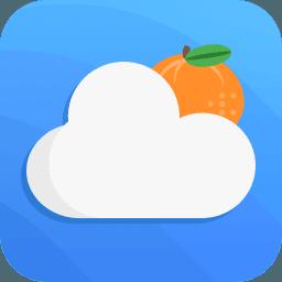 橘子天气预报